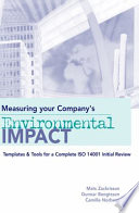 Measuring Your Company S Environmental Impact