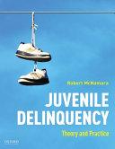 Juvenile Delinquency Book