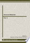 Advanced Materials Icammp 2011 Book PDF