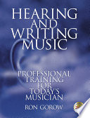 Hearing and Writing Music Book PDF