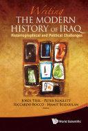 Writing the Modern History of Iraq