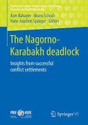 The Nagorno Karabakh deadlock Book