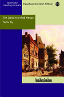 Ten Days in a Mad-House (EasyRead Comfort Edition)
