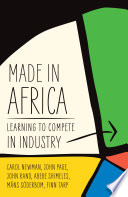 Made in Africa Book