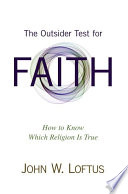 The Outsider Test for Faith Book