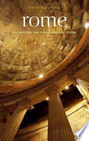 Rome  : An Oxford Archaeological Guide