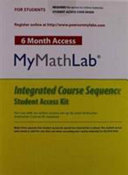 Integrated Course Sequence