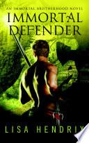 Immortal Defender Book