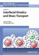 Encyclopedia of Electrochemistry, Interfacial Kinetics and Mass Transport