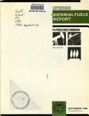Biennial Fuels Report