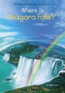 Where Is Niagara Falls? Book