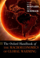 The Oxford Handbook of the Macroeconomics of Global Warming