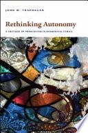 Rethinking Autonomy