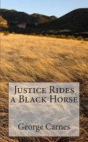 Justice Rides a Black Horse ebook
