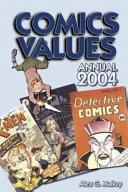Comics Values 2004 Book