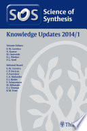 Science of Synthesis Knowledge Updates 2014 Vol  1