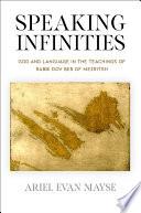 Speaking Infinities
