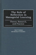 The Role of Reflection in Managerial Learning