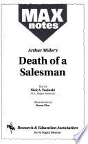 Death Of A Salesman By Arthur Miller Maxnotes  Book PDF