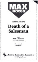 Death of a Salesman by Arthur Miller (MAXnotes)
