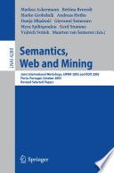 Semantics Web And Mining Book PDF