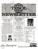 TESOL Newsletter