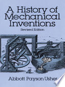 A History of Mechanical Inventions
