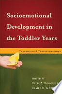 Socioemotional Development In The Toddler Years
