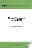 Urban Transport In Asean