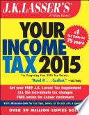 J.K. Lasser's Your Income Tax 2015 Pdf/ePub eBook