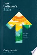 New Believer S Bible Nlt Hardcover