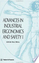 Advances In Industrial Ergonomics And Safety
