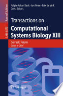 Transactions on Computational Systems Biology XIII