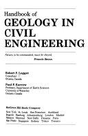 Handbook of Geology in Civil Engineering