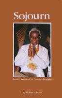 Sojourn: Emeritus Professor V.A. Oyenuga's Biography Pdf/ePub eBook
