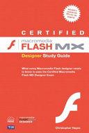 Certified Macromedia Flash MX Designer Study Guide