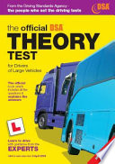 The Official Theory Test for Drivers of Large Vehicles Book