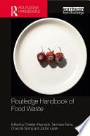 Routledge Handbook of Food Waste