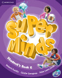 Super Minds Level 6 Student s Book with DVD ROM