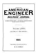 American Engineer and Railroad Journal
