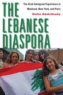 The Lebanese Diaspora Pdf/ePub eBook