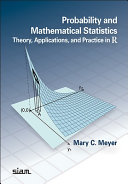 Pdf Probability and Mathematical Statistics: Theory, Applications, and Practice in R Telecharger