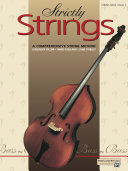 Strictly Strings, Book 1 for String Bass