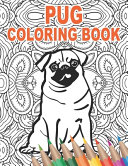 Pug Coloring Book