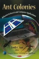 Ant Colonies ebook