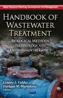 Handbook of Wastewater Treatment