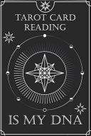 Geometric Astrological Tarot Journal Tarot Card Reading Is My DNA