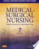 """Medical-Surgical Nursing Pageburst on VitalSource: Patient-Centered Collaborative Care"" by Donna D. Ignatavicius, M. Linda Workman"