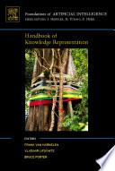 Handbook of Knowledge Representation Book