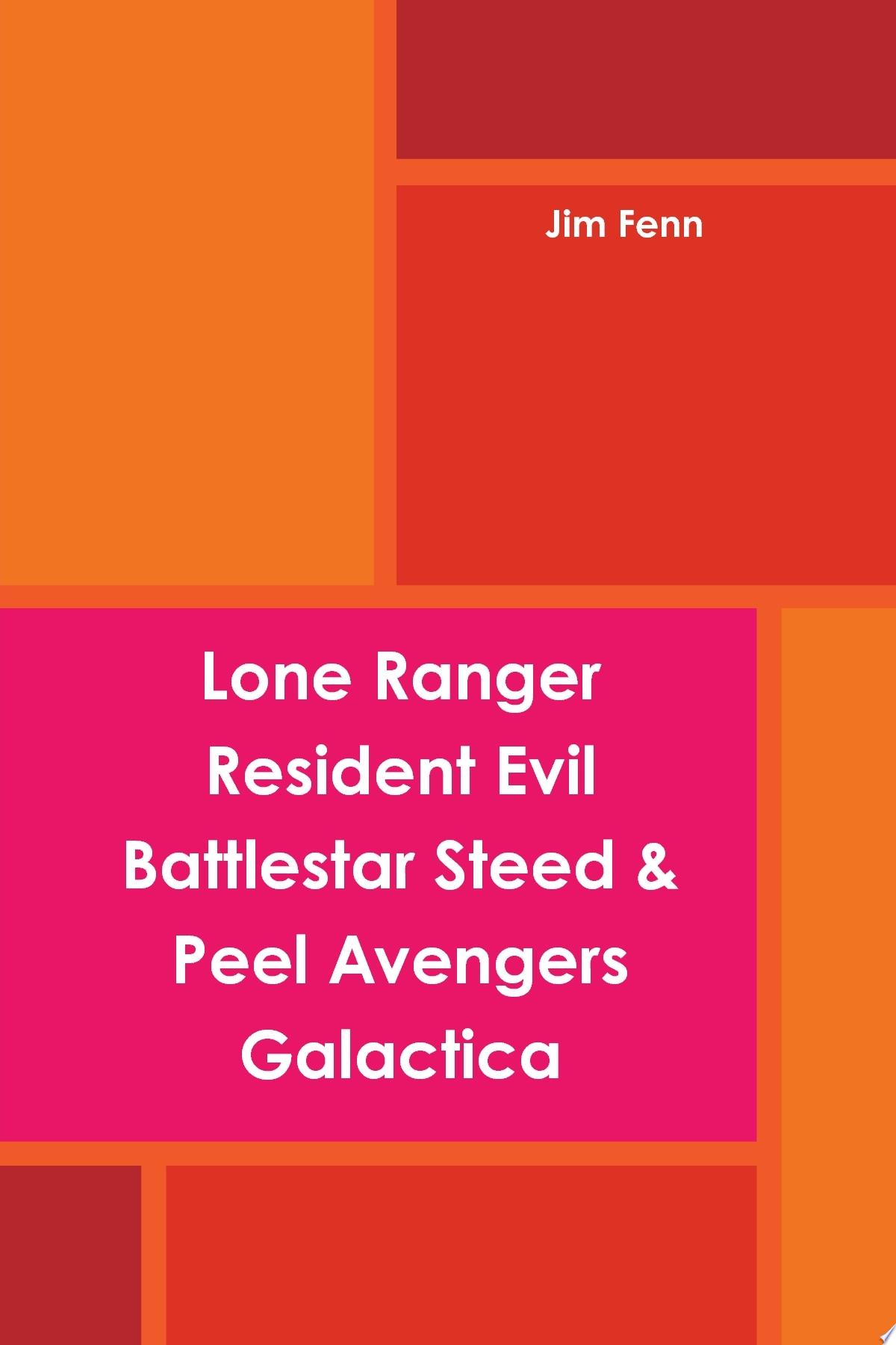 Lone Ranger  Resident Evil  Battlestar  Steed   Peel Avengers  Galactica